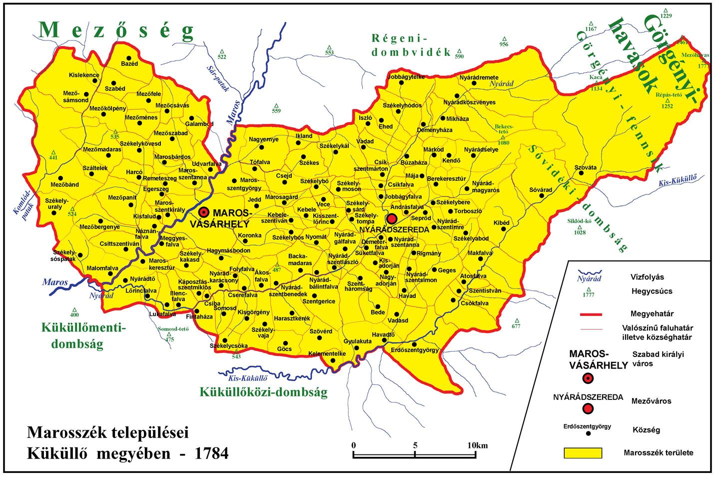 dél erdély térkép Az erdélyi megyék közigazgatási határainak változása a középkortól  dél erdély térkép