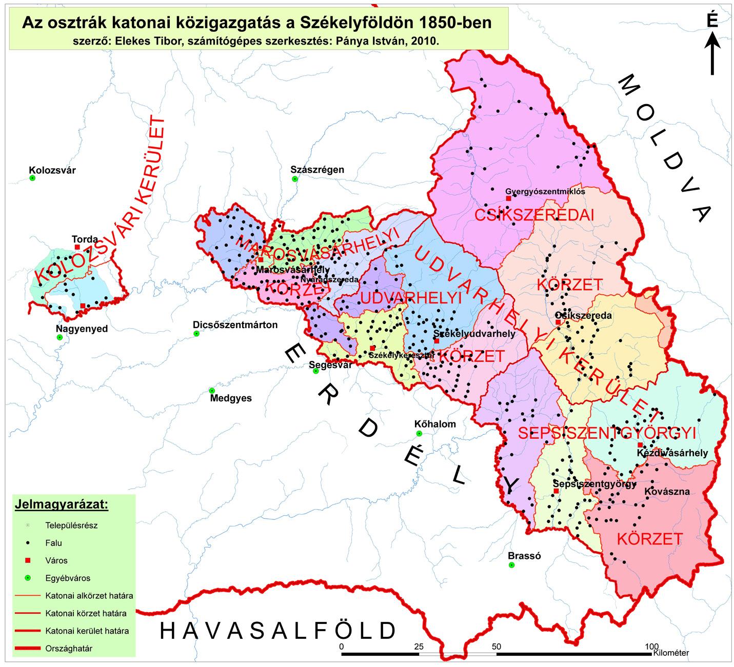 románia erdély térkép részletes Az erdélyi megyék közigazgatási határainak változása a középkortól  románia erdély térkép részletes