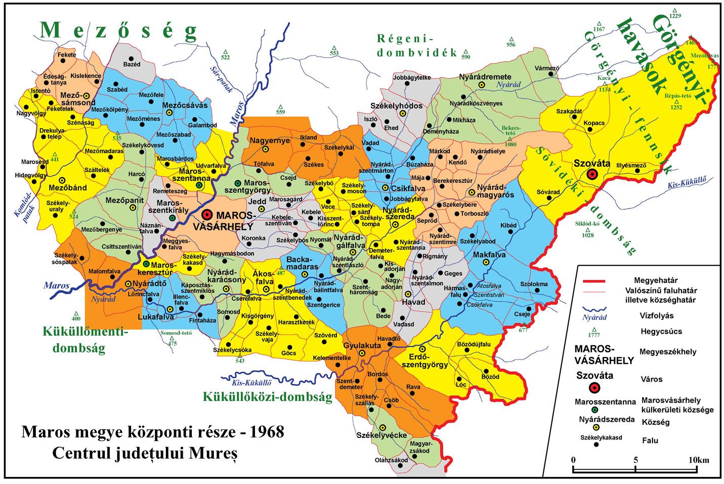 erdély megyéi térkép Az erdélyi megyék közigazgatási határainak változása a középkortól  erdély megyéi térkép